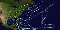 2020 Atlantic Hurricane Season (MG's realistic version)