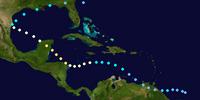 2041 Atlantic hurricane season (HurricaneOdile)