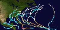 2016 Atlantic Hurricane Season (Garfield)