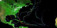 2018 Atlantic hurricane season (Steven's)