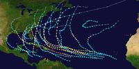 2019 Atlantic Hurricane Season (Alternate Scenario)
