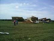 May 18, 2013 Rozel, Kansas tornado damage