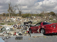 Evansville Tornado, Nov 6, 2005