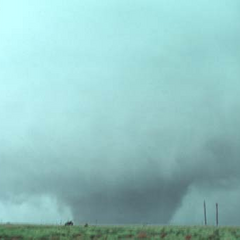 A Shot of the Conway Springs EF4