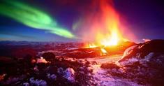 Volcanic eruption 26