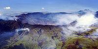 2106 Eruption of Mount Tambora