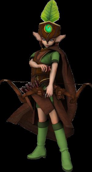 Emeraldarcher