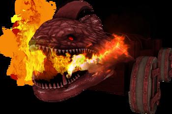 Firecannon