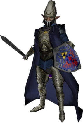 Knight new hyrule
