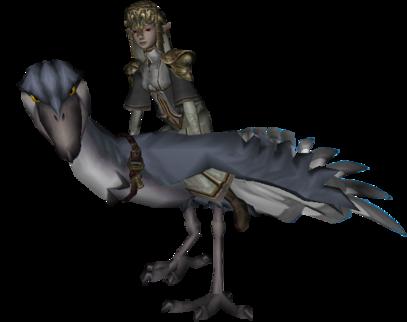 Loftwing cavalier