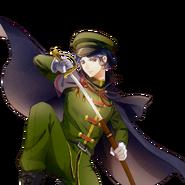 (Taisho Roman Scout) Aoi Kakitsubata GR Transparent