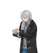 (Second Batch) Raku Wakaouji SR Transparent