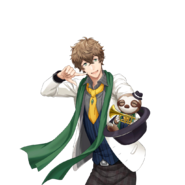 (Second Batch) Futami Akabane RR Transparent