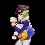 (Halloween 2016 Scout) Takamichi Sanzenin LE Transparent