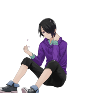 (Flower Viewing Scout) Akio Tobikura SR Transparent