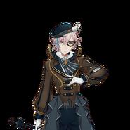 (Grandmaster Scout) Mutsuki Kururugi GR Transparent