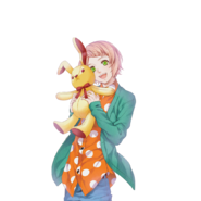 (Second Batch) Kanata Minato SR Transparent
