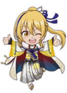 (New Year 2017 Scout) Hikaru Orihara SD Jump
