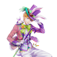 (Flower Viewing Scout) Seiya Aido GR Transparent