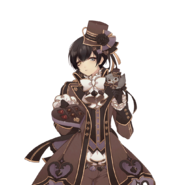 (Valentine's Day Scout) Eva Armstrong UR Transparent