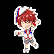 Enju Hayama SD Jump