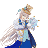 (Amusement Park Scout) Rabi UR Transparent