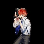 (Agent Scout) Tatsumi Madarao UR Transparent