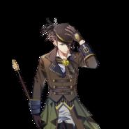 (Grandmaster Scout) Tsubaki Rindo GR Transparent