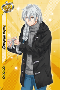 (Second Batch) Raku Wakaouji SR