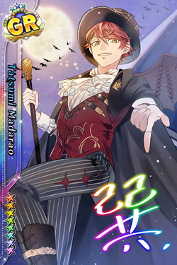 (Halloween 2016 Scout) Tatsumi Madarao GR