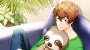 (NEET Futami no buraritabi) Futami Akabane LE affection story 2
