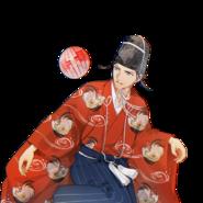 (New Year 2017 Scout) Tsubaki Rindo LE Transparent