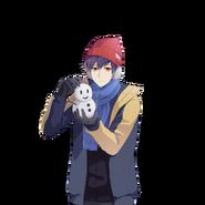 (Snowy Day Scout) Lucas SR Transparent