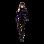 (QA Scout) Akira Mitsurugi Fullbody