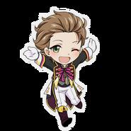 (2nd Anniversary Scout) Futami Akabane SD Jump