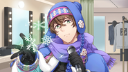 (Snowy Day Scout) Futami Akabane UR 4