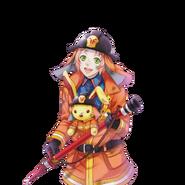 (Part-time Job 2017 Scout) Kanata Minato SR Transparent