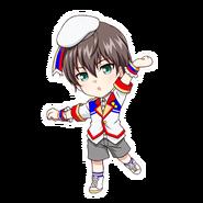 Rikka Kiyomiya SD Jump