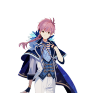 (1st Anniversary Scout) Li Chaoyang GR Transparent