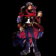 (Warlock Scout) Issei Todoroki Fullbody