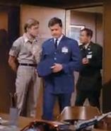 John Beck as Desk Sergeant