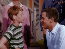 I Dream Of Jeannie episode 1x11 - Whatever Became of Baby Custer