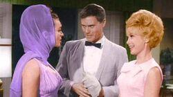 IDOJ Episode 1x28 - This is Murder - Tony and Jeannie meet Princess Tarji