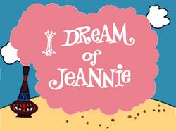 I dream oj jeannie