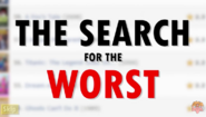 The Search for the Worst logo