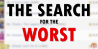 The Search For The Worst