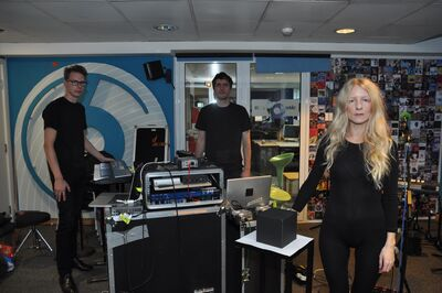 BBC Radio 6 Music; Lauren Laverne