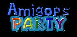 Amigops Party Logo