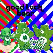 Good Luck Bear 2 Made By Stefanie