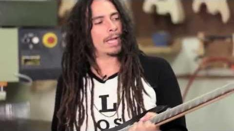 James 'Munky' Shaffer from Korn on his Ibanez APEX200 and APEX20 Signature Models